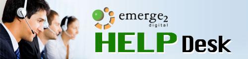Emerge2 Help Desk